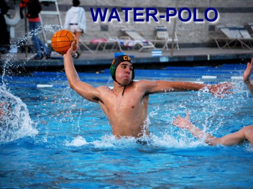 photo affiche water-polo