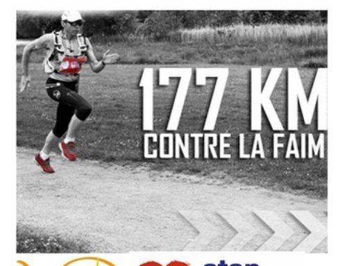 177km contre la faim
