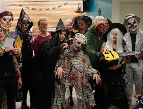 Retour sur Halloween chez Viméo