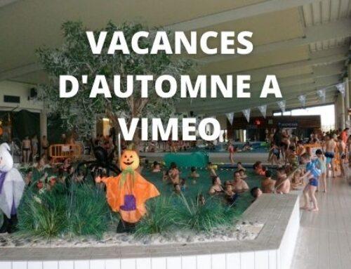 C'est les vacances à Viméo !